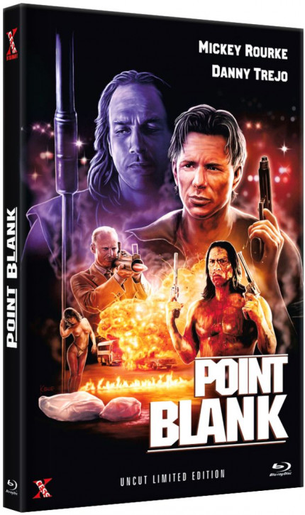 Point Blank - Große Hartbox [Blu-ray]
