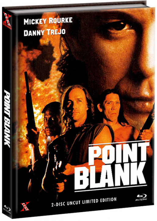 Point Blank - Mediabook - Cover A [Bluray+DVD]