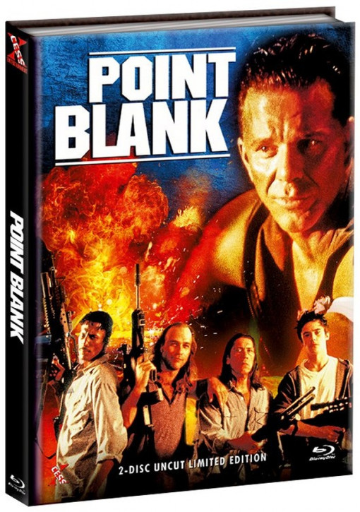 Point Blank - Mediabook - Cover C [Bluray+DVD]