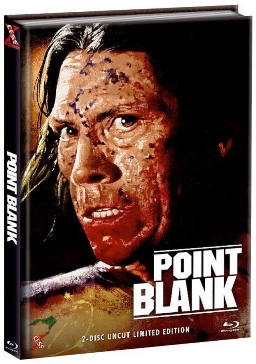 Point Blank - Mediabook - Cover D [Bluray+DVD]