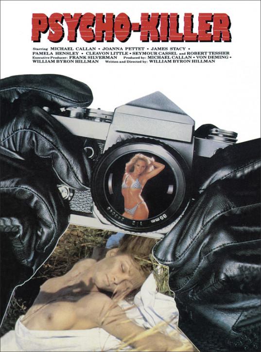 Psycho-Killer - Limited Mediabook [Blu-ray+DVD]