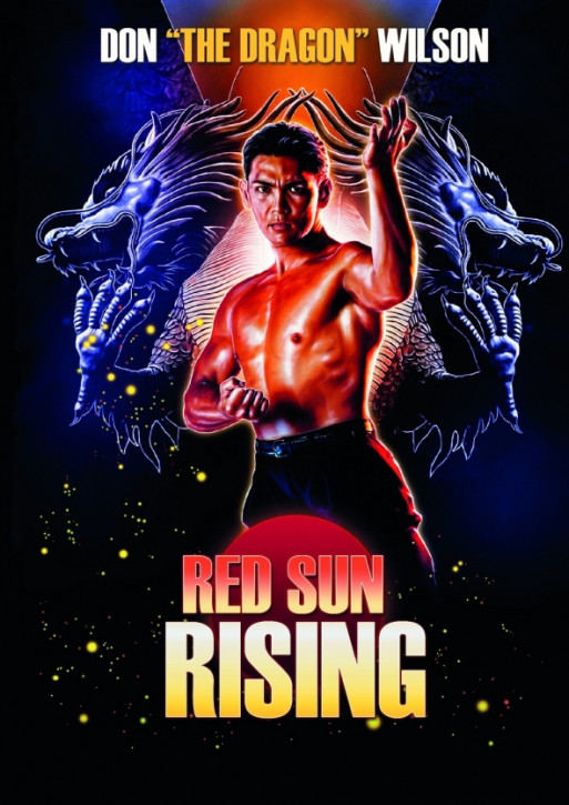 Red Sun Rising - Limited Mediabook Edition - Cover A [Blu-ray+DVD]