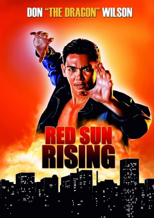 Red Sun Rising - Limited Mediabook Edition - Cover B [Blu-ray+DVD]