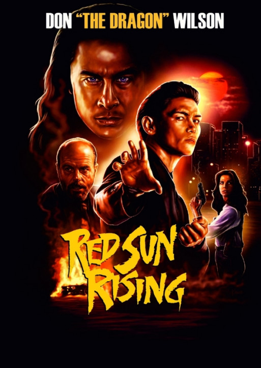 Red Sun Rising - Limited Mediabook Edition - Cover C [Blu-ray+DVD]