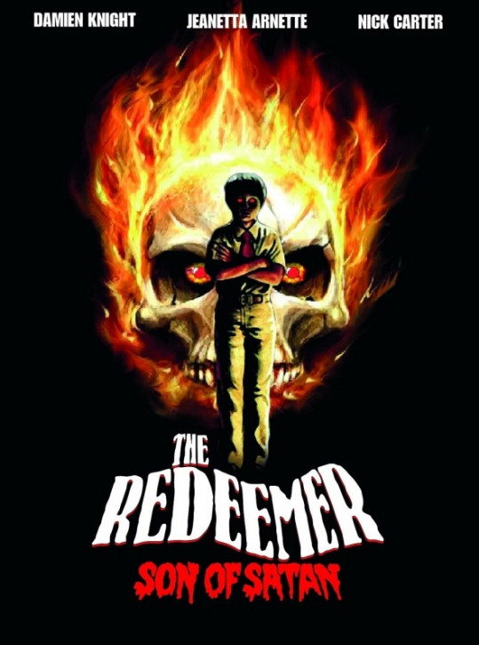 The Redeemer - Limited Mediabook Edition - Cover B [Blu-ray+DVD]