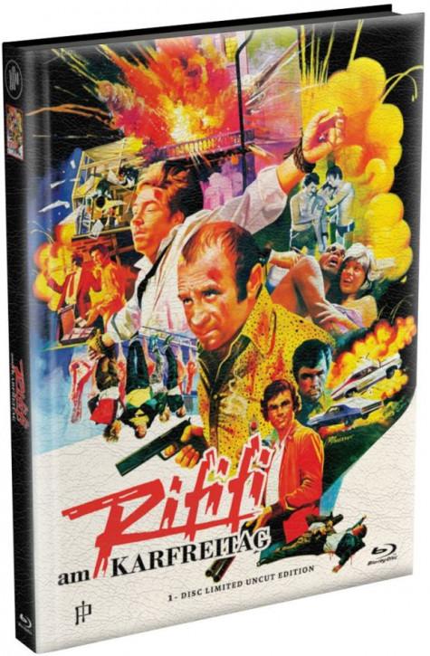 Rififi am Karfreitag - Mediabook [Blu-ray]