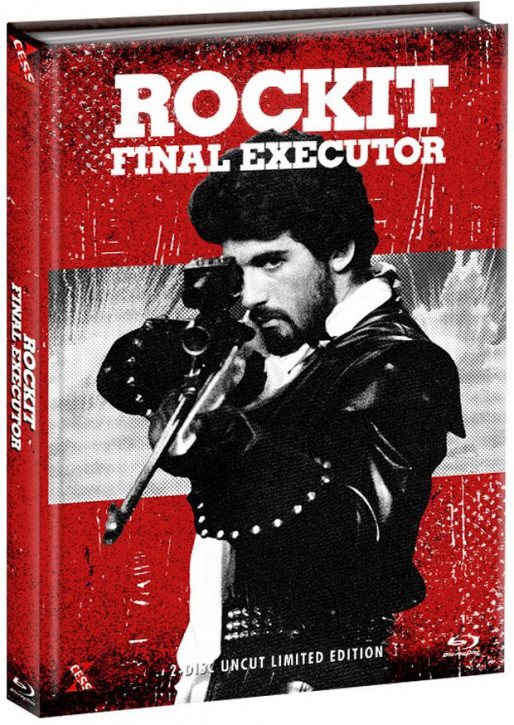 Rockit - Final Executor - Mediabook - Cover C [Bluray+DVD]