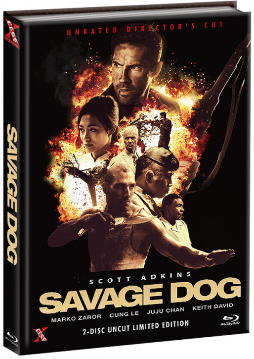 Savage Dog - Limited Mediabook - Cover A [Bluray+DVD]