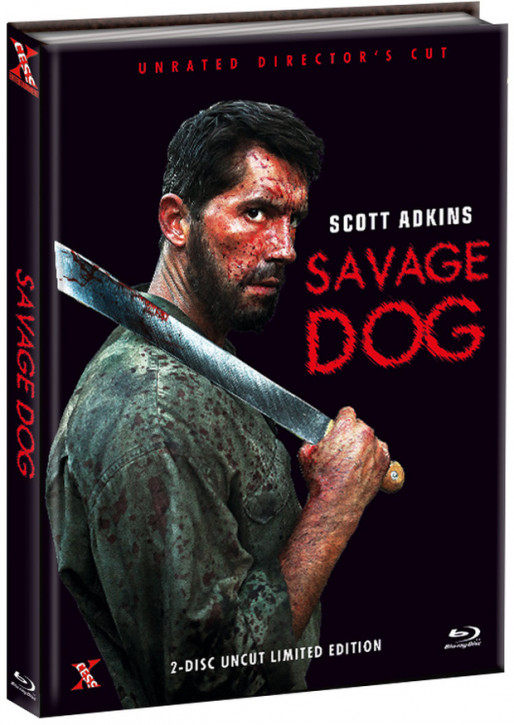 Savage Dog - Limited Mediabook - Cover C [Bluray+DVD]