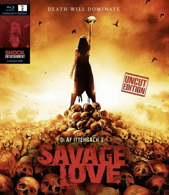 Savage Love - Collectors Edition Nr. 2 (Uncut) [Blu-ray]