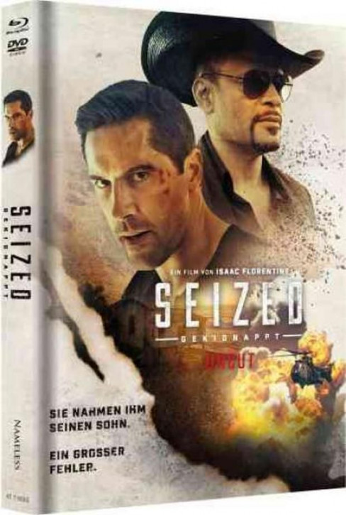 Seized - Gekidnappt - Limited Mediabook - Cover B [Blu-ray+DVD]