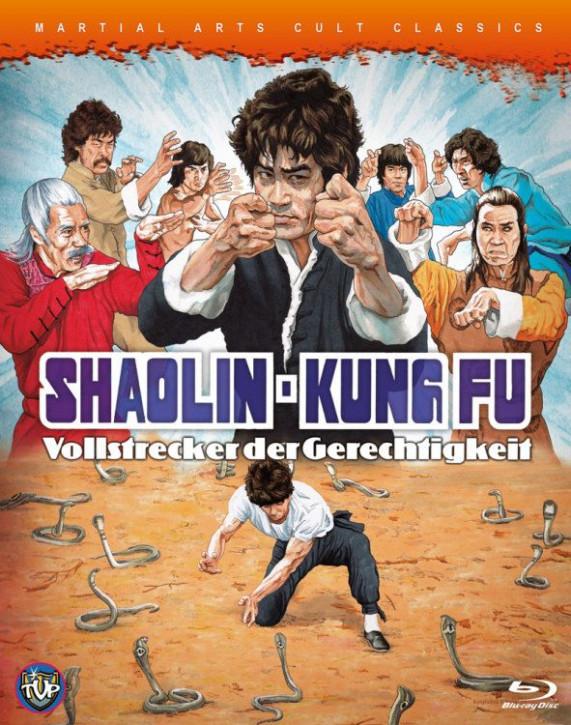 Shaolin-Kung Fu - Vollstrecker der Gerechtigkeit - BD Hartbox [Blu-ray]