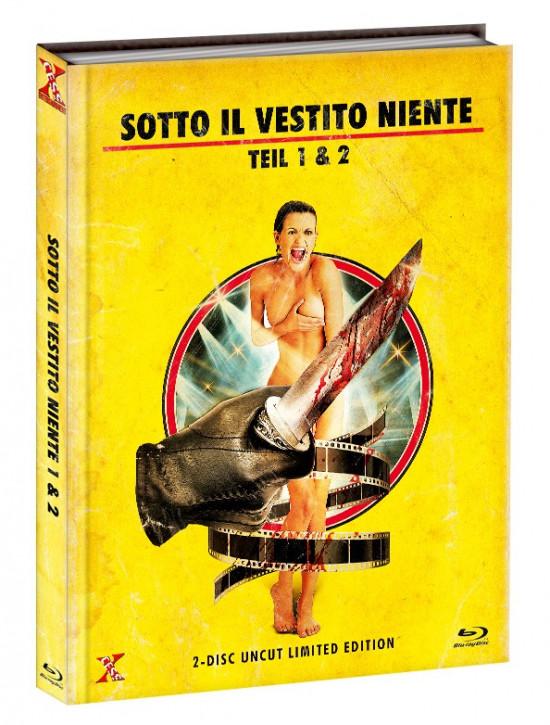 Sotto il vestitio niente I & II  - Limited Edition [Blu-ray]