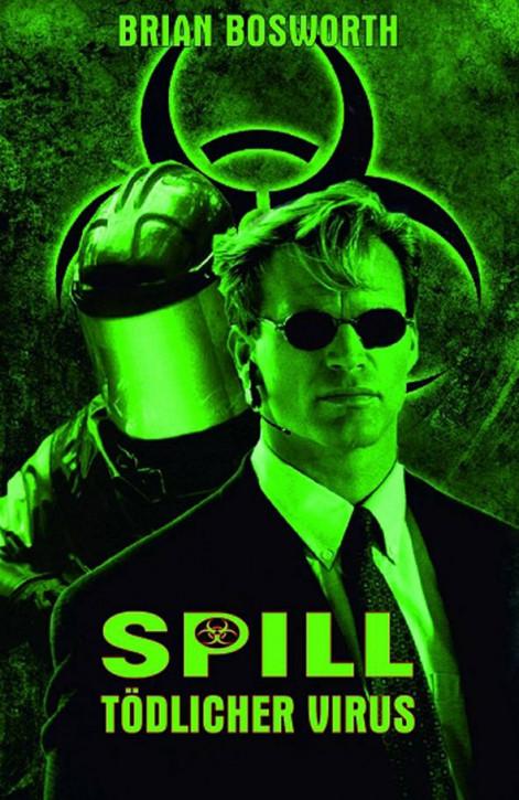 Spill - Tödlicher Virus - Große Hartbox - [Blu-ray+DVD]