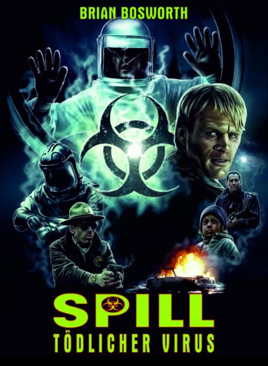 Spill - Tödlicher Virus - Limited Mediabook Edition - Cover A [Blu-ray+DVD]