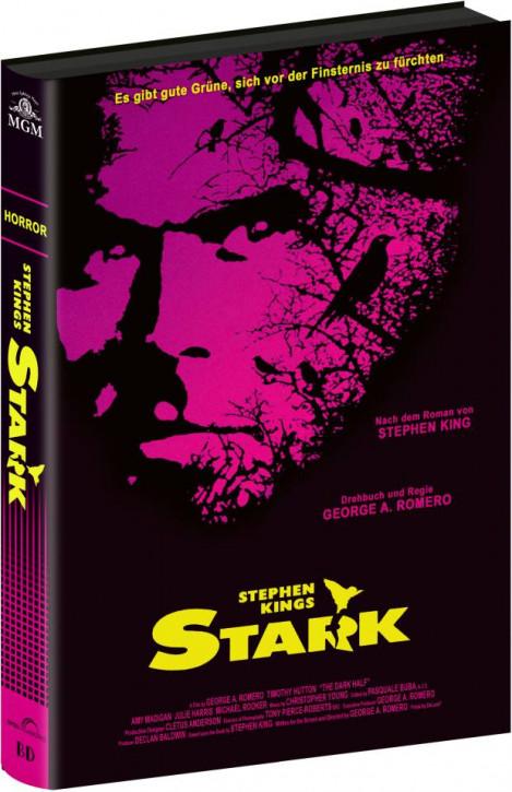 Stark - The Dark Half - Stephen King - Große Hartbox [Blu-ray]
