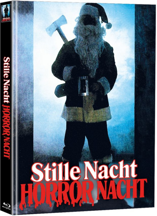 Stille Nacht, Horror Nacht - Limited Mediabook Edition  (Super Spooky Stories #108) [Blu-ray]