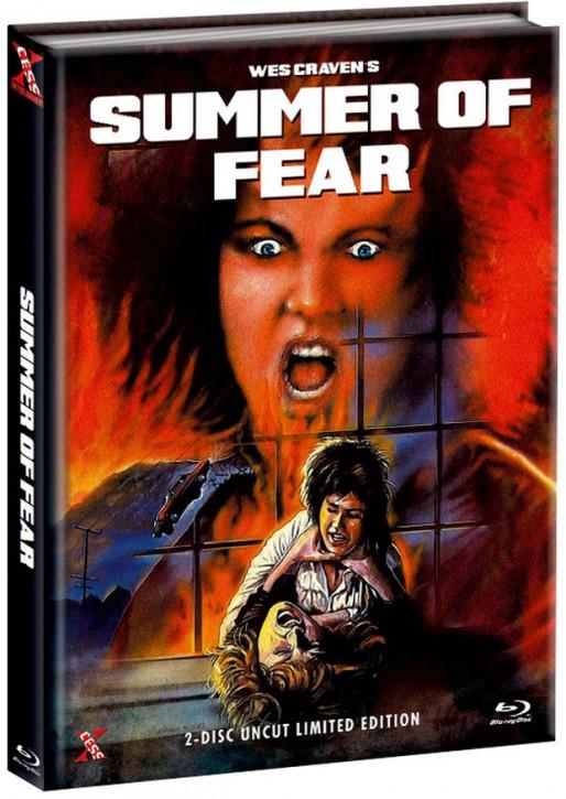 Summer of Fear - Mediabook - Cover A [Bluray+DVD]