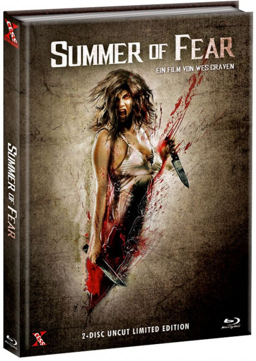 Summer of Fear - Mediabook - Cover C [Bluray+DVD]