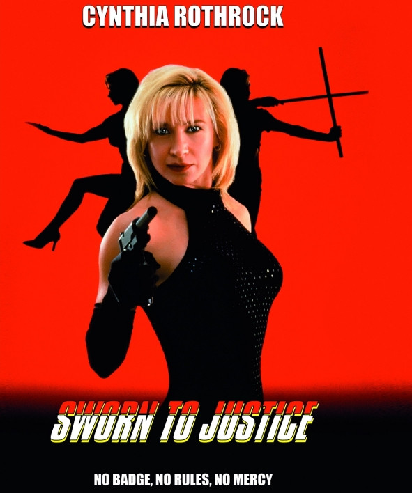 Sworn to Justice - Limited Mediabook Edition - Cover C [Blu-ray+DVD]