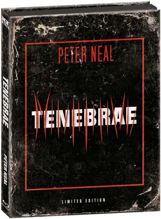 Tenebrae - Limited Edition [Blu-ray+DVD]