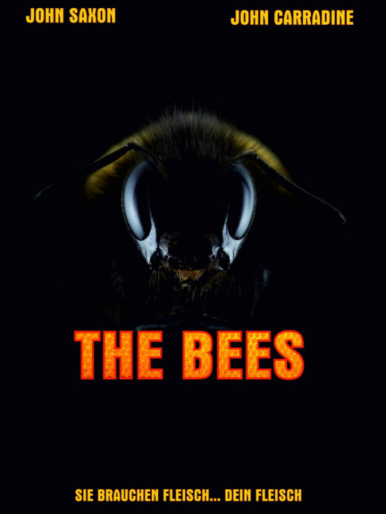 The Bees - Limited Mediabook Edition - Cover B [Blu-ray+DVD]