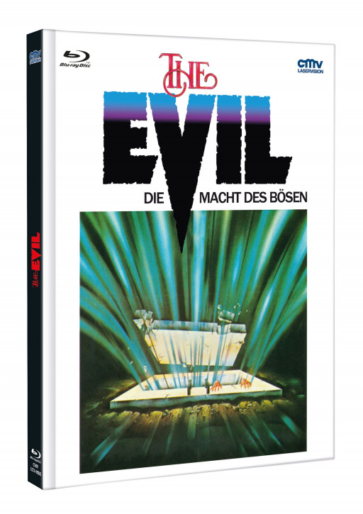 The Evil - Limited Mediabook - Cover A [Blu-ray+DVD]