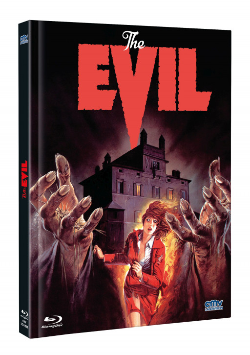 The Evil - Limited Mediabook - Cover B [Blu-ray+DVD]