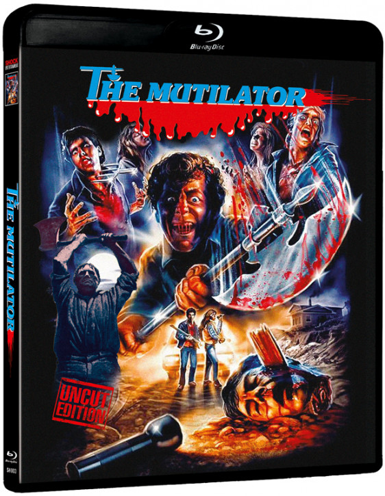 The Mutilator (Uncut) [Blu-ray]