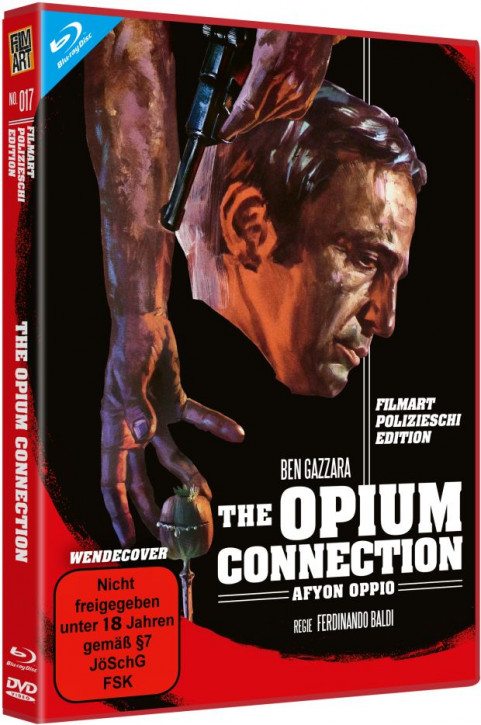 The Opium Connection - Polizieschi Edition # 17 [Blu-ray+DVD]