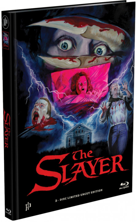 The Slayer - Mediabook - Cover A [Blu-ray+DVD]