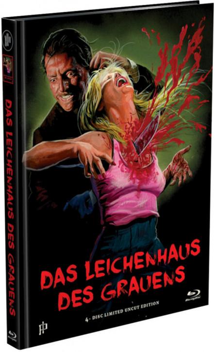 The Undertaker (Das Leichenhaus des Grauens) - Mediabook - Cover B [Blu-ray]