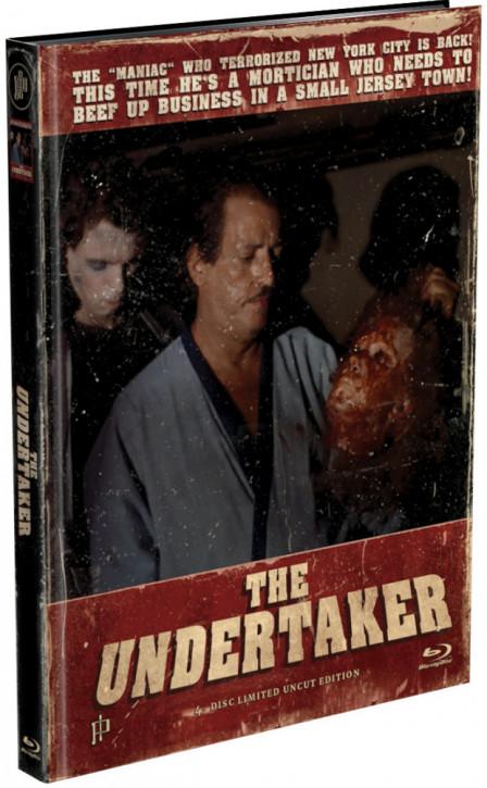 The Undertaker (Das Leichenhaus des Grauens) - Mediabook - Cover E [Blu-ray]