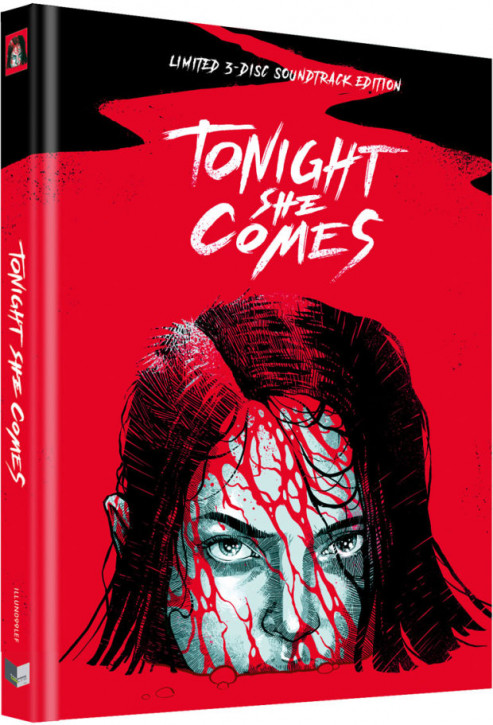 Tonight She Comes - Limited Collectors Edition - Cover F [Blu-ray+DVD+CD]