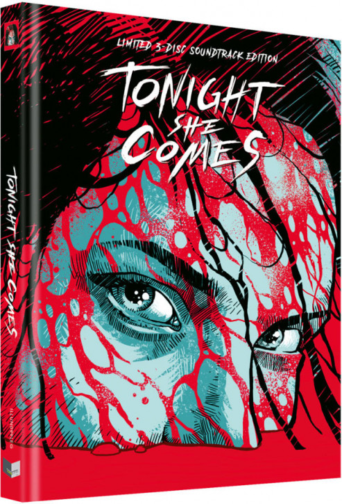 Tonight She Comes - Limited Collectors Edition - Cover G [Blu-ray+DVD+CD]