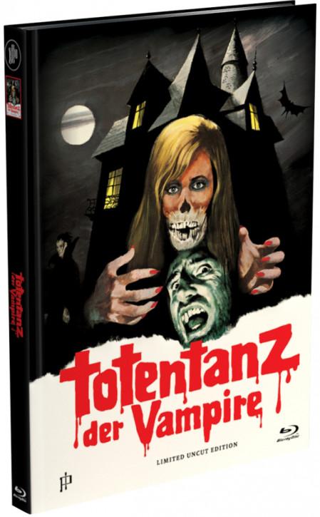 Totentanz der Vampire - Mediabook - Cover B [Blu-ray+DVD]