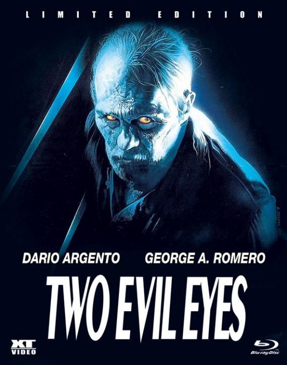 Two Evil Eyes - BD Hartbox [Blu-ray]