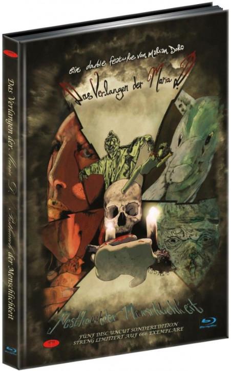 Verlangen der Maria D. - Limited Mediabook [Blu-ray]