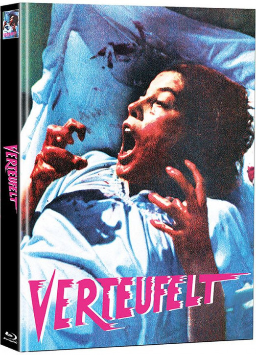 Verteufelt - Limited Mediabook Edition (Super Spooky Stories #116) [Blu-ray+DVD]