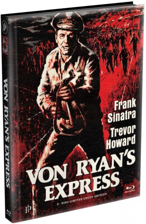 Von Ryans Express - Mediabook [Blu-ray]