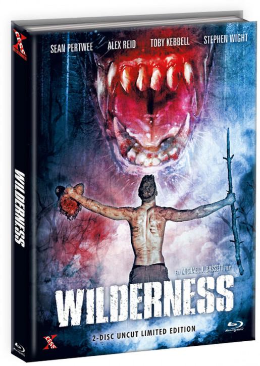 Wilderness - Mediabook - Cover A [Bluray+DVD]