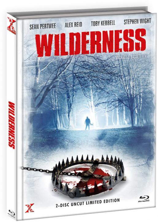 Wilderness - Mediabook - Cover B [Bluray+DVD]