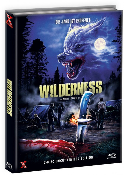 Wilderness - Mediabook - Cover C [Bluray+DVD]