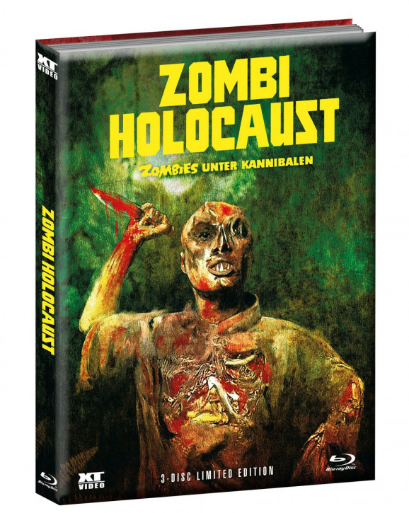 Zombi Holocaust - Limited Mediabook - Cover A [Blu-ray+DVD]