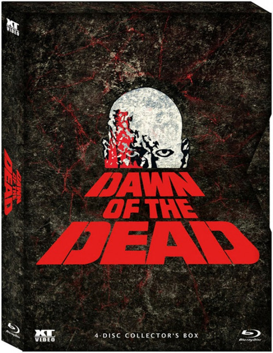 Dawn of the Dead (Zombie) - Collector's Edition [Blu-ray]