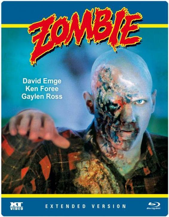 Zombie - Dawn of the Dead - Extended Version (Langfassung) (FuturePak) [Blu-ray]