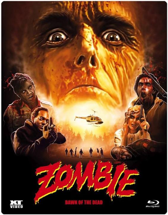 Zombie - Dawn of the Dead - Complete Cut (FuturePak) [Blu-ray]