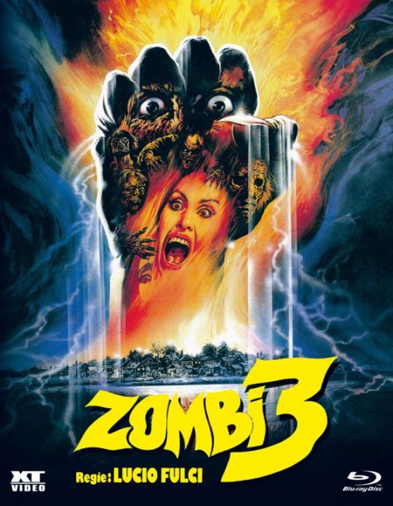 Zombie 3 - BD Hartbox [Blu-ray]