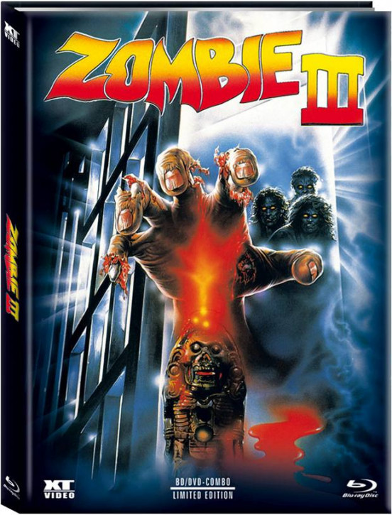 Zombie 3 - Limited Edition - Cover B [Blu-ray+DVD]
