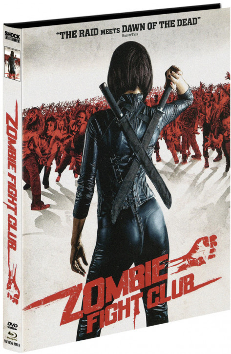 Zombie Fight Club- Limited Mediabook Edition - Cover E [Blu-ray+DVD]